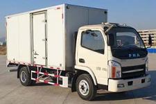 一汽凌源国五单桥厢式运输车87-156马力5吨以下(CAL5040XXYDCRE5)