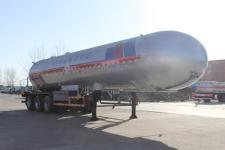 程力威12.5米25.8吨3轴液化气体运输半挂车(CLW9404GYQA)