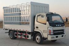 一汽凌源国五单桥仓栅式运输车87-156马力5吨以下(CAL5040CCYDCRE5)