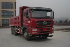 斯达-斯太尔后双桥,后八轮自卸车国五339马力(ZZ3253N4641E1N)