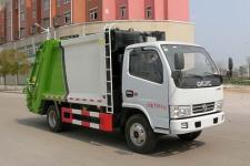东风轻卡5方压缩式垃圾车价格(垃圾分类)