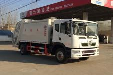 程力威牌CLW5161ZYST5型壓縮式垃圾車