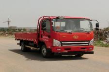 解放国五单桥平头柴油货车122马力4495吨(CA1081P40K2L1E5A84)