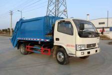 东风D6小多利卡6方压缩式垃圾车价格