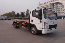 国五陕汽自装卸式垃圾车价格