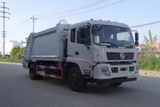 东风多利卡D9系列12方压缩式垃圾车