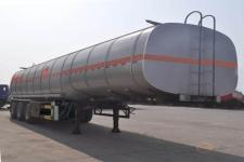 旗林12米30.1吨3轴易燃液体罐式运输半挂车(QLG9401GRYA)