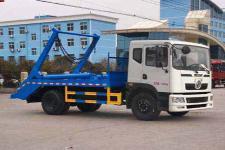 国五东风D9系列摆臂垃圾车厂家直销