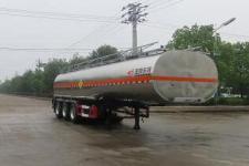 特运10.3米30.7吨3轴氧化性物品罐式运输半挂车(DTA9402GYW)