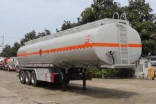 醒狮12.3米33吨3轴运油半挂车(SLS9407GYYA)