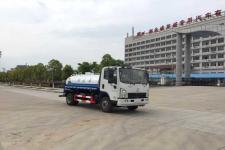 國五陜汽5噸灑水車價格