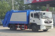 東風10方壓縮式垃圾車價格