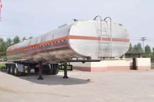 旗林11.7米33.3吨3轴铝合金运油半挂车(QLG9406GYY)