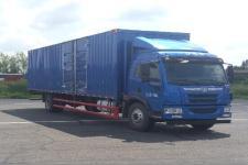 青岛解放国五单桥厢式运输车182-305马力5-10吨(CA5189XXYPK2L7E5A80)