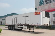 綠葉13.4米30.7噸3軸冷藏半掛車(JYJ9400XLC)