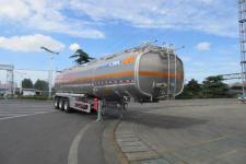 通华12.1米33.4吨3轴铝合金运油半挂车(THT9404GYYH)