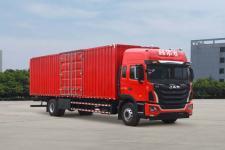 江淮格尔发国五单桥厢式运输车264-439马力5-10吨(HFC5181XXYP1K4A70S7V)