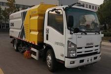 洗扫车(XZJ5100TXSQ5洗扫车)图片
