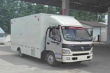 福田欧马可国五4米2LED广告宣传车