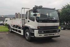 五十铃国五单桥货车205马力9021吨(QL1160VQFR)