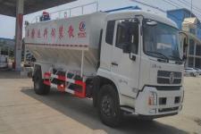 东风天锦国五20方散装饲料运输车