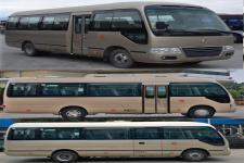 金旅牌XML6700J38T型客車圖片3