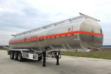 楚胜12.4米33.3吨3轴铝合金运油半挂车(CSC9405GYYLE)