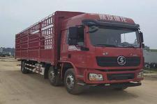 陕汽重卡国五单桥仓栅式运输车165-332马力5-10吨(SX5180CCYLA12)