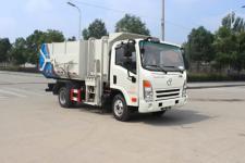 大运压缩式对接垃圾车厂家直销 质优价实