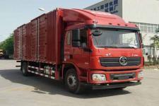 陕汽重卡国五单桥厢式运输车165-332马力5-10吨(SX5180XXYLA5712)