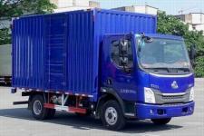 东风柳汽国五单桥厢式运输车150-218马力5吨以下(LZ5080XXYL3AB)
