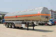 醒狮11.6米33.3吨3轴铝合金运油半挂车(SLS9405GYY)
