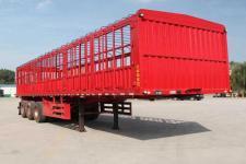 华鑫联合9.5米34.4吨3轴仓栅式运输半挂车(HXL9400CCY)
