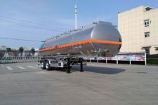 瑞江9.9米24.2吨2轴铝合金运油半挂车(WL9290GYYC)
