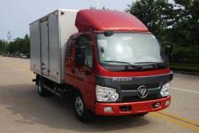 时代汽车国五单桥厢式运输车109-193马力5吨以下(BJ5043XXY-AA)