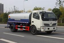 東風福瑞卡8噸灑水車直銷