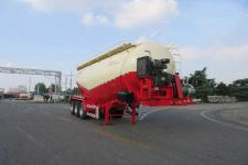 通华8.5米33.4吨3轴下灰半挂车(THT9404GXH)