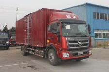 福田瑞沃国五单桥厢式运输车170-299马力10-15吨(BJ5185XXY-FB)