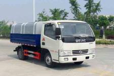 东风多利卡自卸式垃圾车价格