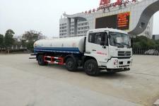國六東風天龍小三軸18方灑水車價格廠家直銷