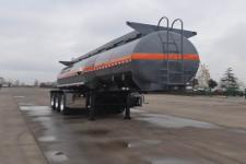 旗林10米32.7吨3轴腐蚀性物品罐式运输半挂车(QLG9409GFW)