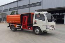 东风多利卡自装卸式垃圾车多少钱