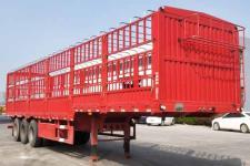 凯烁牌KSQ9403CCY型仓栅式运输半挂车图片