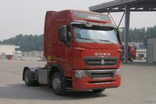 豪沃单桥牵引车324马力(ZZ4187V361HE1BA)