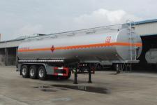 醒狮11.5米29.7吨3轴易燃液体罐式运输半挂车(SLS9403GRYA)