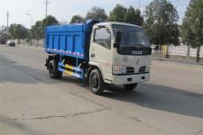 天威缘牌TWY5070ZLJE5型自卸式垃圾车