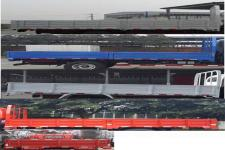 王牌牌CDW2040HA1Q5型越野載貨汽車圖片