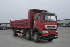 斯达-斯太尔前四后四自卸车国五280马力(ZZ3251N48C1E1)