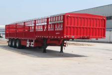 华鑫联合12米33.5吨3轴仓栅式运输半挂车(HXL9401CCYE)