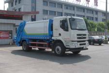 东风专底12方压缩式垃圾车厂家直销 价格最低